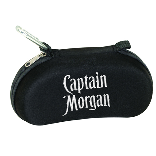 Metal Carabiner Sunglasses Case Image 1