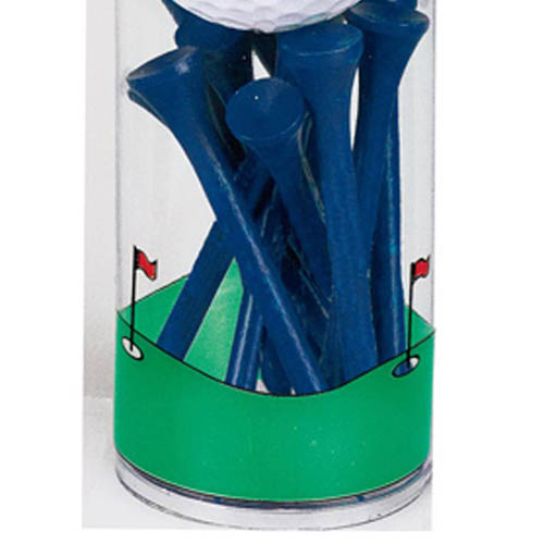 Golf 2 Ball Tall Tube Image 3