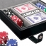 Poker Set with Soft Case Image 2