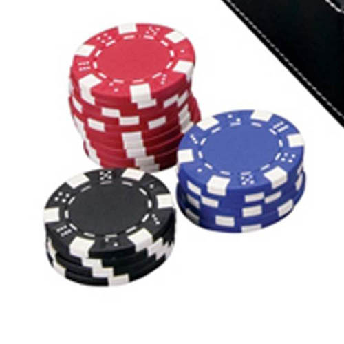 Poker Set with Soft Case Image 3