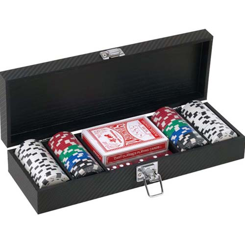 One Hundred Piece Poker Set