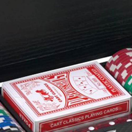 One Hundred Piece Poker Set Image 3