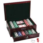 Executive 500 Piece Poker Set