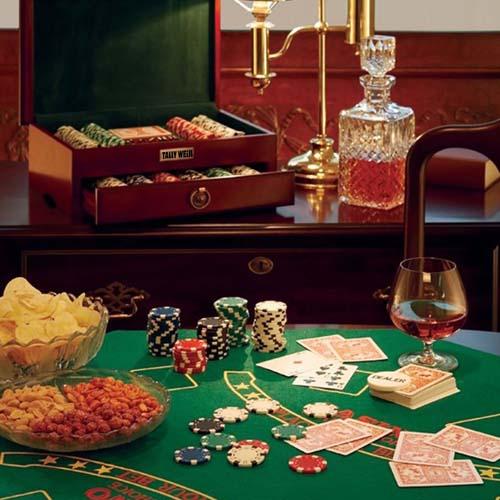 Executive 500 Piece Poker Set Image 2