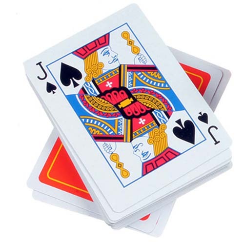 Classic Playing Cards in Box Image 2