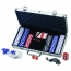 Deluxe Poker Set with Aluminum Carrying Case Image 2