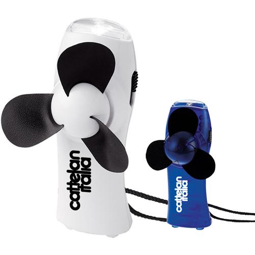 Flashlight Turbo Mini Hand Fan