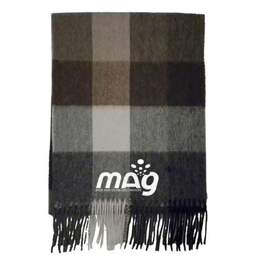 Winter Season Wool Scarf Image 3