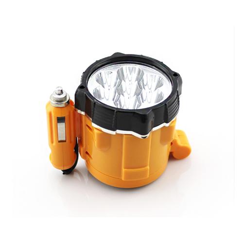 Mini Rotatable Magnetic Car Spotlight Image 3