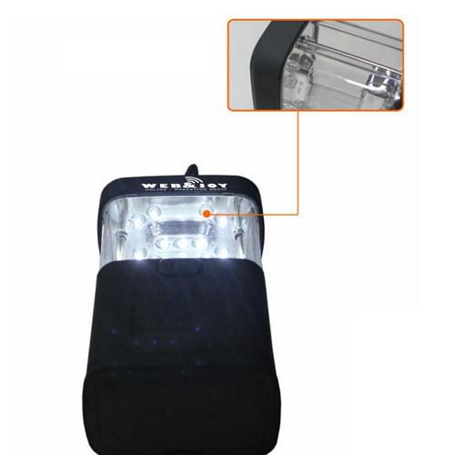 Outdoor Emergency LED Auto Emergency Light Image 1