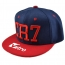 Sports Kids Hip Hop Snapback Hat Image 3