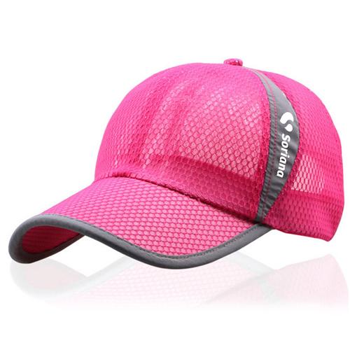 Unisex Breathable Baseball Cap Image 1