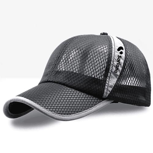Unisex Breathable Baseball Cap Image 4