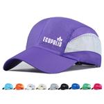 Unisex Polyester Mesh Breathable Baseball Cap