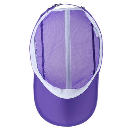 Unisex Polyester Mesh Breathable Baseball Cap Image 4