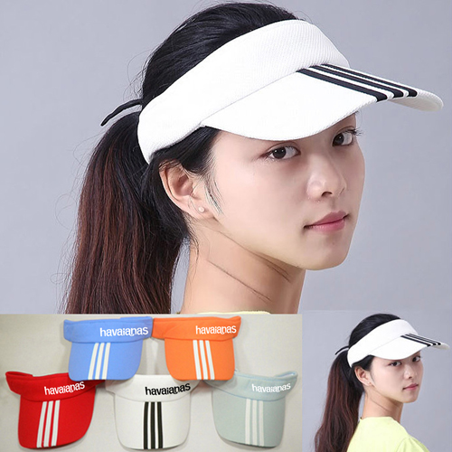 Summer Sports Visor Cap