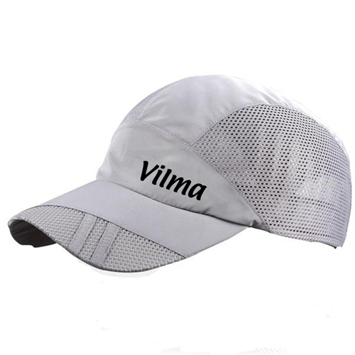 Outdoor Breathable Mesh Cap Image 4