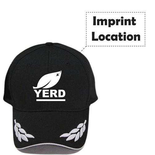 Outside Champinship Racing Cap Imprint Image