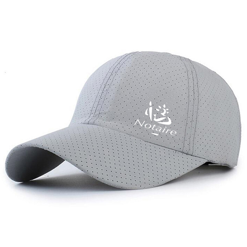 Casual Baseball Breathable Snapback Cap Image 3