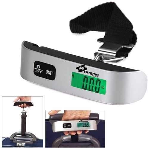 Mini LCD Digital Luggage Hanging Scale