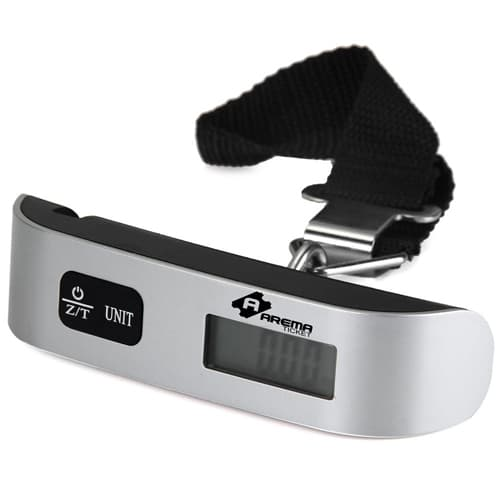 Mini LCD Digital Luggage Hanging Scale Image 1