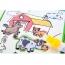 Kids Magic Water Drawing Book and Magic Pen Image 4