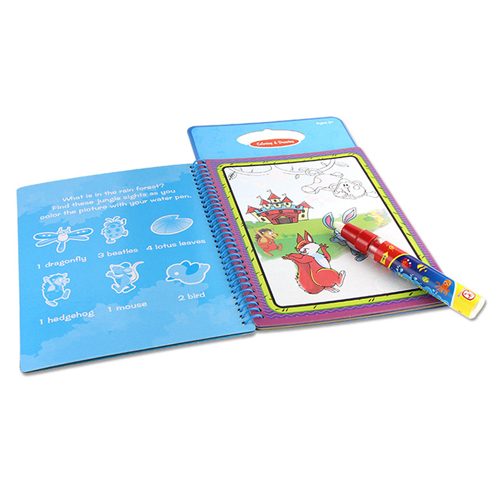 Kids Drawing Board with Magic Pen Image 2