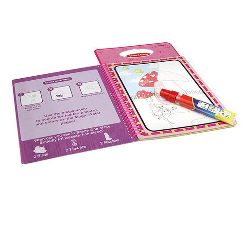 Kids Drawing Board with Magic Pen Image 3