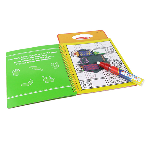 Kids Drawing Board with Magic Pen Image 5