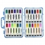 Children 24 Painting Drawing Pen in Box Image 1