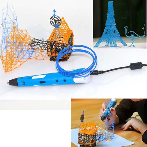 Speed Adjustable LCD Screen Drawing Pen Image 3