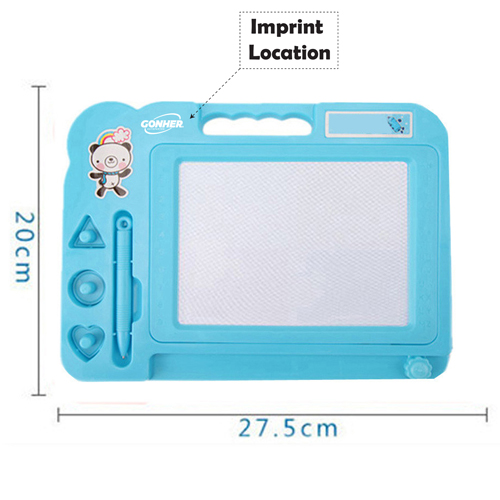 Childrens Writing Painting Toy Board Imprint Image