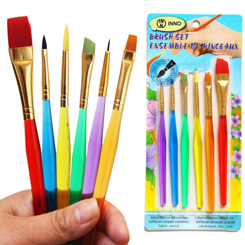 Kids Drawing Painting Brush