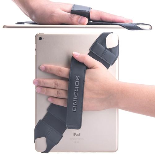 Portable Handle Strap Tablet Holder Image 1