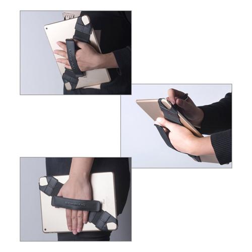 Portable Handle Strap Tablet Holder Image 4