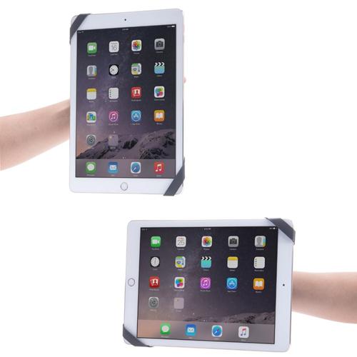 Portable Handle Strap Tablet Holder Image 5