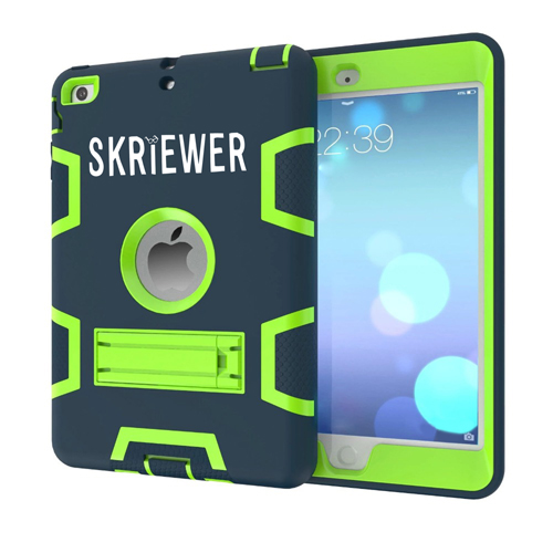 Protective Armor Shell Tablet Case Image 1