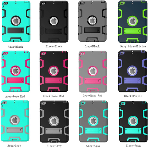 Protective Armor Shell Tablet Case Image 5