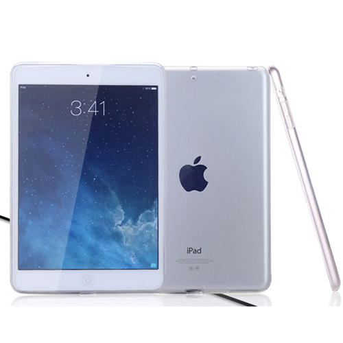 Transparent Ultra Thin Tablet Case Image 1