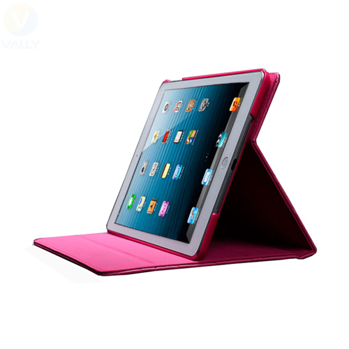 Mini iPad Bowknot Leather Smart Cover Stand Image 3