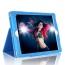 Leather Magnetic Sleep Wake UP iPad Mini Cover Image 2