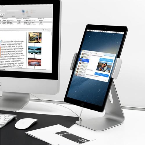 Desktop Aluminum Alloy Tablet Stand Holder Image 1
