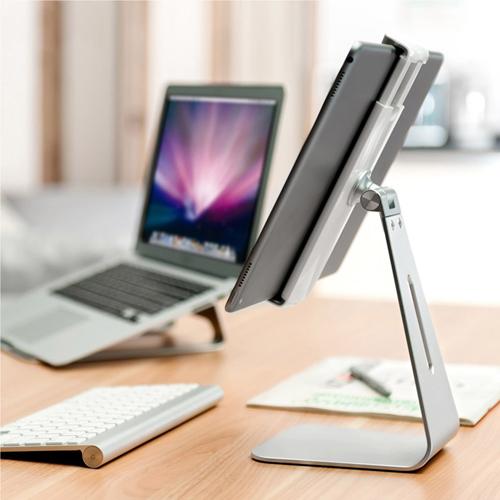 Desktop Aluminum Alloy Tablet Stand Holder Image 2