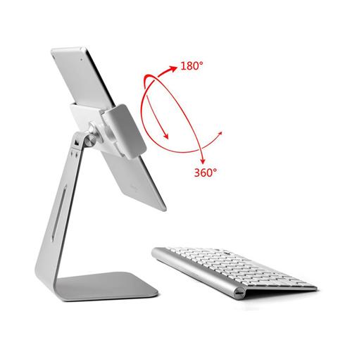 Desktop Aluminum Alloy Tablet Stand Holder Image 5