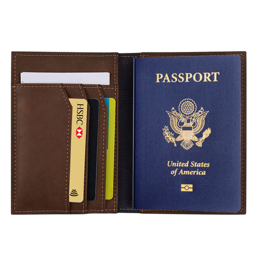 Genuine Passport Passport Holder Wallet