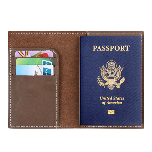 Genuine Passport Passport Holder Wallet Image 1