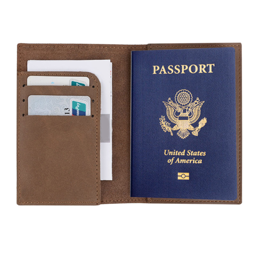 Genuine Passport Passport Holder Wallet Image 2