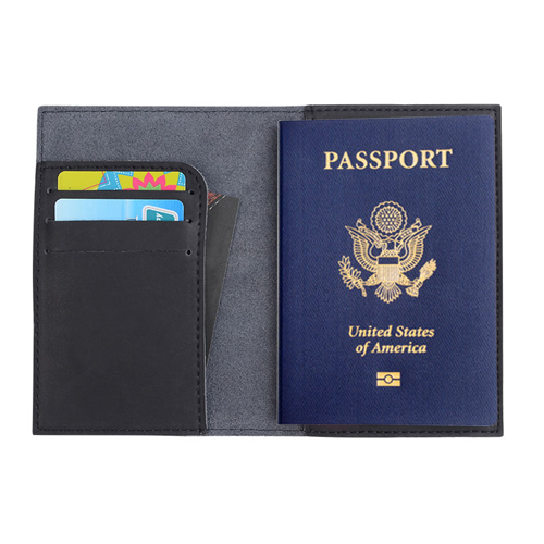 Genuine Passport Passport Holder Wallet Image 3