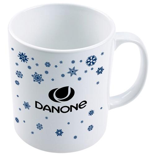 Christmas Design Cambridge Mug