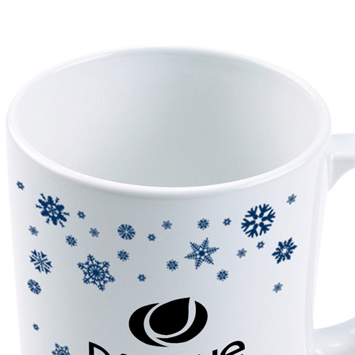 Christmas Design Cambridge Mug Image 2
